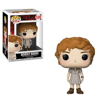 IT-BOBBLE HEAD POP N°539-BEVERLY WITH KEY NECKLACE