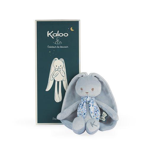 Peluche Kaloo Lapinoo Pantin Petit Lapin Bleu