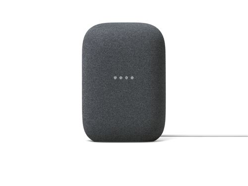 Nouveau Google Nest Audio Charbon