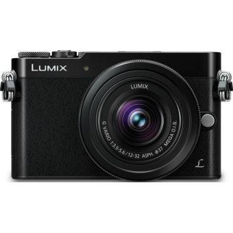 Panasonic Pack Fnac Hybride Lumix DMC-GM5 + Carte mémoire SDHC Lexar 16 Go + Etui DMW-CGBMKK
