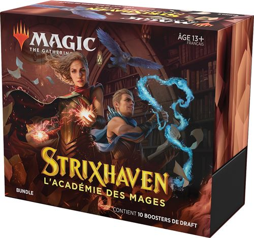 Jeu de cartes Magic Bundle Strixhaven