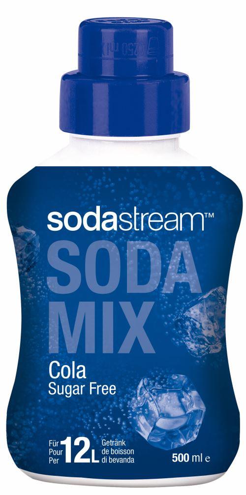 Concentré Saveur Cola Sans Sucre 500 ml Sodastream