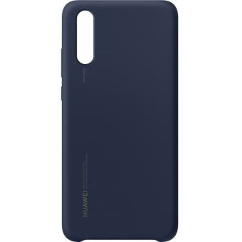 HUAWEI P20 SILICONE COVER BLUE