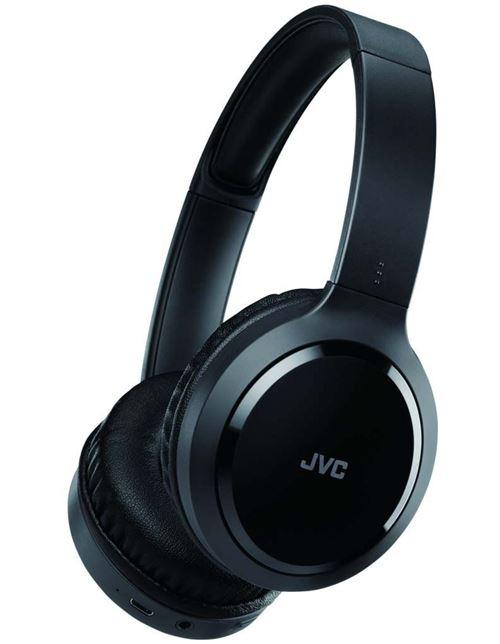 Casque sans fil JVC HA-S80BN-B-E Noir
