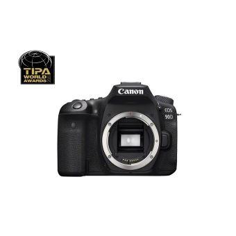 Appareil photo reflex Canon EOS 90D boîtier nu