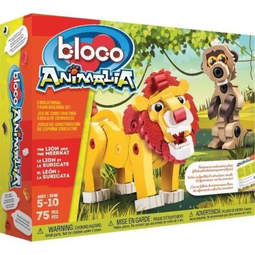 Kit créatif Bloco Lion et Suricate