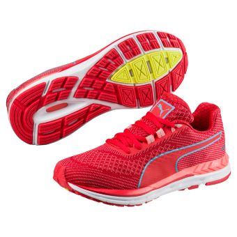 S Ignite Femme 37 Speed Rouges Running 600 Taille Chaussures Puma De kuZOXiP