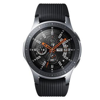 600d180653 Montre connectée Bluetooth Samsung Galaxy Watch 46 mm Gris Acier ...