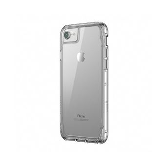 Coque Griffin Survivor Transparente pour iPhone 6, 6S, 7s et 8 ... f8a8e550c629