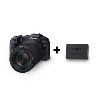 Canon EOS RP Camera + RF 24-240mm f/4-6.3 L IS USM + 2 Batterijen