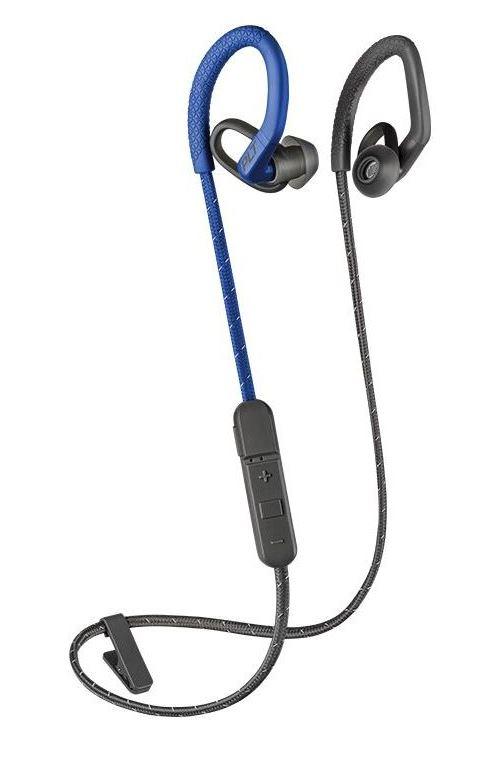 Ecouteurs sport sans fil Plantronics BackBeat FIT 350 Gris et Bleu