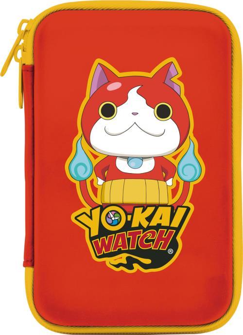 Sacoche rigide 3DS XL Hori Yo Kai Watch Jibanyan