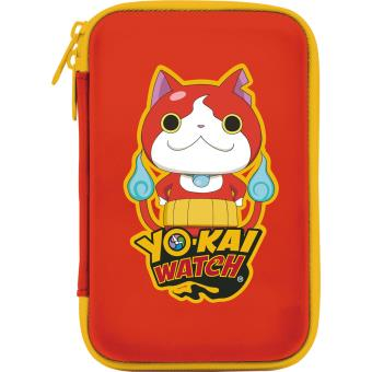 Sacoche rigide 3DS XL Hori Yo-Kai Watch Jibanyan