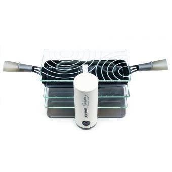 appareil raclette lagrange 009204 transparence pour 2 personnes 350 w achat prix fnac. Black Bedroom Furniture Sets. Home Design Ideas