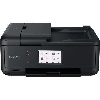 Imprimante Canon Pixma TR8550 Multifonctions WiFi et Ethernet Noire