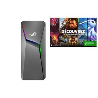 PC de bureau Asus GL10DH-FR103T