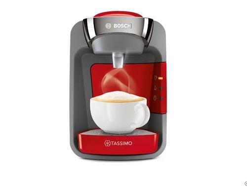 Cafetière à dosette Bosch Tassimo Suny TAS3208 1300 W Rouge