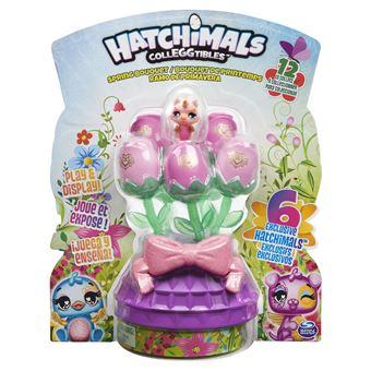 Bouquet de fleurs Hatchimals Modèle aléatoire