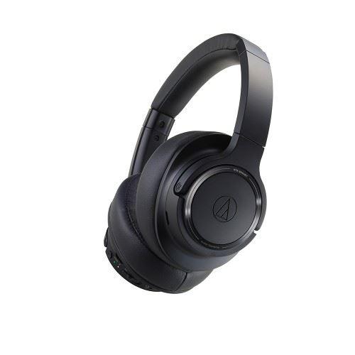 Casque à réduction de bruit Audio-Technica ATH-SR50BT Bluetooth Noir