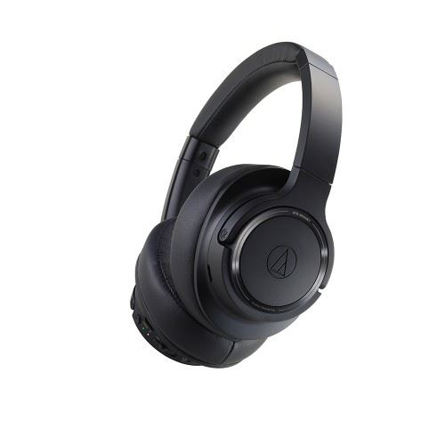 Casque à réduction de bruit Audio-Technica ATH-SR50BT Bluetooth Noir