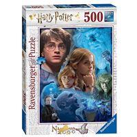 Puzzle 500 pièces Ravensburger Harry Potter à Poudlard