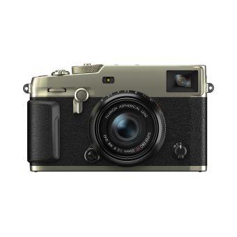 Appareil photo hybride Fujifilm X-Pro 3 Duratect Boîtier nu Argent