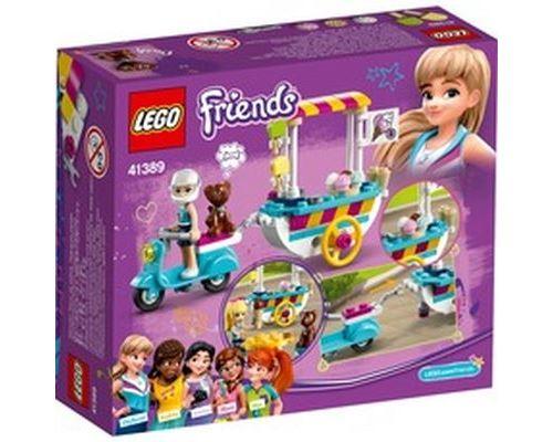 LEGO® Friends 41389 Le chariot de crèmes glacées