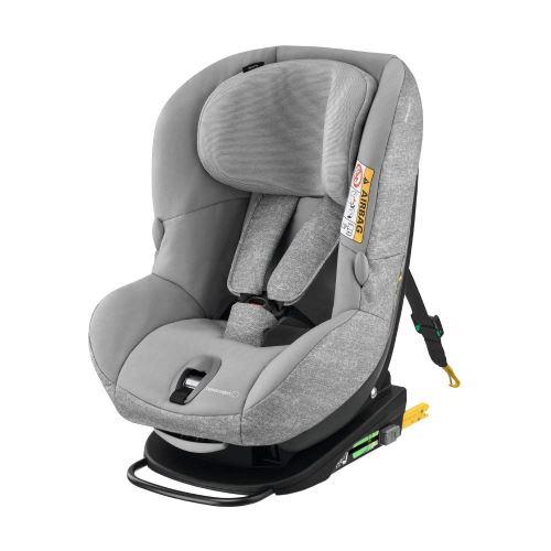 Siège auto Groupe 0,1 Bébé Confort Milofix Gris