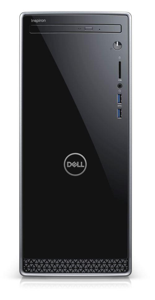 PC Dell Inspiron 3670 FVWF6 1 To SATA 8 Go RAM Intel Core i3