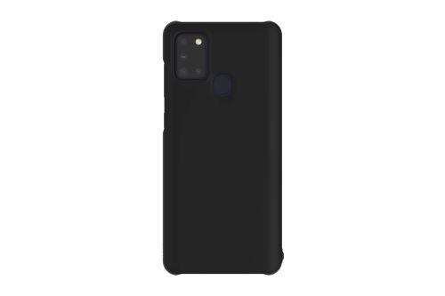 Coque Silicone Designed for Samsung A21s Noir