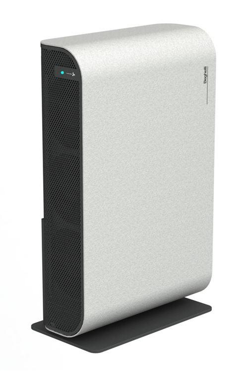 Purificateur d'air Beghelli Stérilisateur Sanifica 200 Connect 24 W Blanc