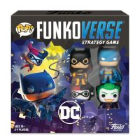 Jeu de stratégie Funko Pop Funkoverse DC Comics Gotham City Rumble
