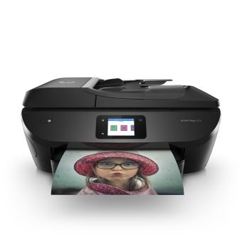 HP Envy Photo 7830 Inktjetprinter Black