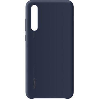 super cheap huge inventory skate shoes Coque en silicone Huawei Bleu foncé pour P20 Pro