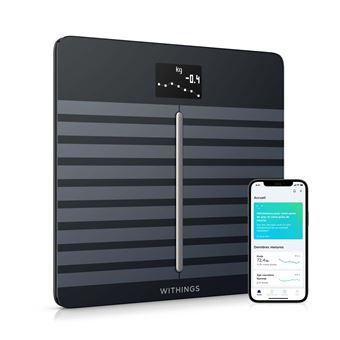 Pèse-personne connecté Withings-Nokia Body Cardio Noir