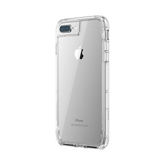 Coque Griffin Survivor Transparente pour iPhone 6 Plus, 6S Plus, 7 Plus et 8 d5565decb4bc
