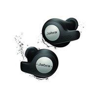 Jabra Elite 65t Draadloze Oortelefoons Titanium Zwart