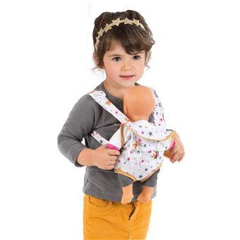 Sac Porte Bébé Baby Nurse Smoby Réglable - Accessoire poupée - Achat   prix    fnac 32d37888856