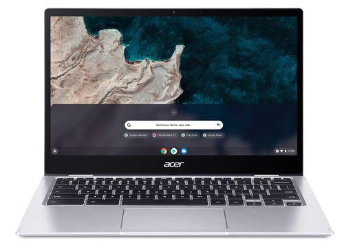 "Chromebook Acer Spin 513 CP513-1HL-S2JT 13,3"" Ecran tactile Qualcomm Snapdragon SC7180 8 Go RAM"