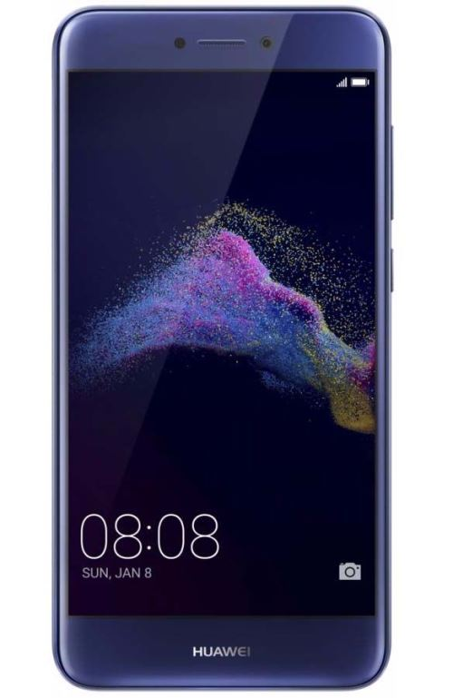Smartphone Huawei P8 Lite 2017 Double SIM 16 Go Bleu