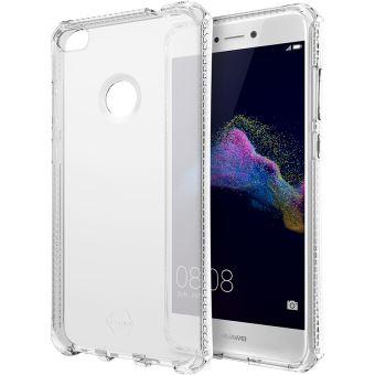 Coque semi-rigide Itskins Spectrum transparente pour Huawei P8 Lite 2017