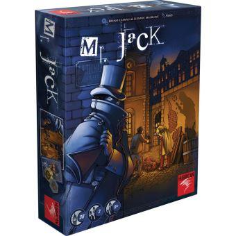 Kaartenspel MR. Jack London Asmodee