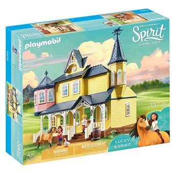 Playmobil - Lucky's huis