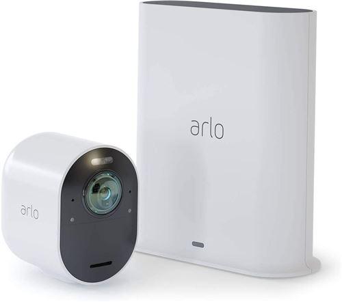 Pack de caméra de surveillance connectée Arlo Ultra...