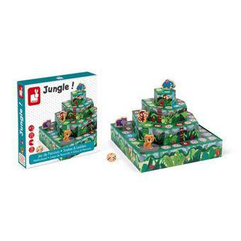 Jeu de parcours Janod Jungle!