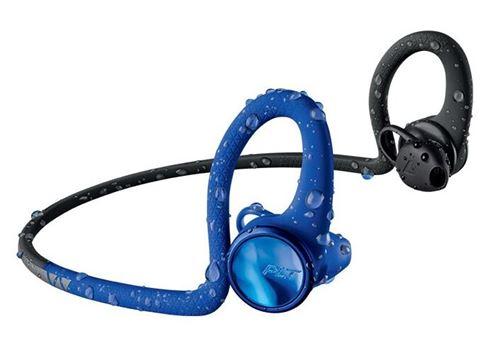 Ecouteurs sport sans fil Plantronics BackBeat FIT 2100 Bleu