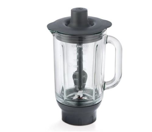 Blender verre Kenwood Thermo Resist KAH371GL Gris
