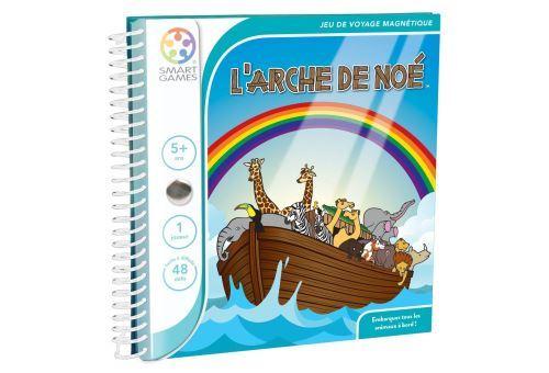 Jeu de voyage Smartgames L'Arche de Noé