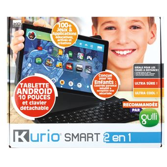 Tablette éducative KD Kurio Gulli Smart 10' avec clavier