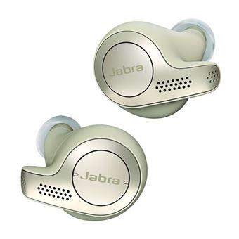 Ecouteurs sans fil Jabra Elite 65t Beige et or